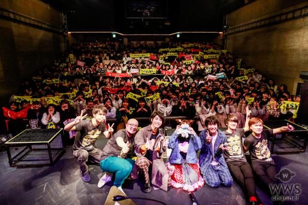 さくらしめじ、コレサワが2マンライブを開催!それぞれの世界観を伝えた熱い一夜!!