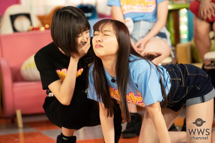 須田亜香里、バラエティを超えたガチのリアクションにメンバー騒然!?<めちゃんこSKEEEEEEEEEE!!>