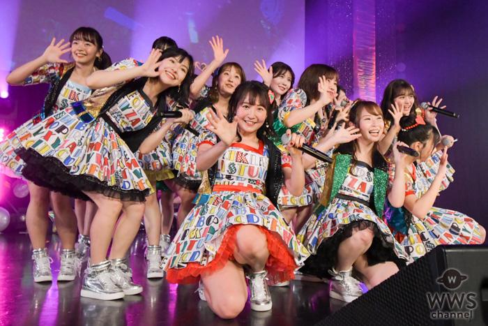 SKE48がUNIDOL(ユニドル)決勝戦のシークレットゲストに出演!『パレオはエメラルド』『チョコの奴隷』往年の楽曲を熱唱!!