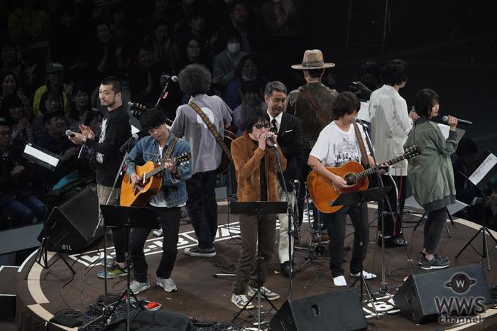 【ライブレポート】トーキョーギタージャンボリー出演者が全員で『田舎道(カントリーロード)』をセッション!<30th J-WAVE TOKYO GUITAR JAMBOREE>