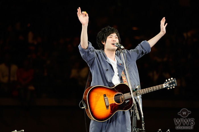 【ライブレポート】渡辺大知、J-WAVE・トーキョーギタージャンボリーで『ベイビーユー』を熱唱!<30th J-WAVE TOKYO GUITAR JAMBOREE>