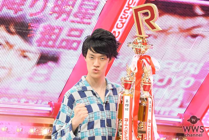 『R-1ぐらんぷり2019』優勝は霜降り明星の粗品!『M-1』と合わせて史上初の2冠に!!