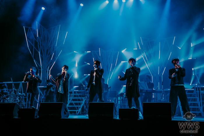 ゴスペラーズ、全国ツアー『What The World Needs Now』からクリスマス公演をWOWOWで3月に独占放送!