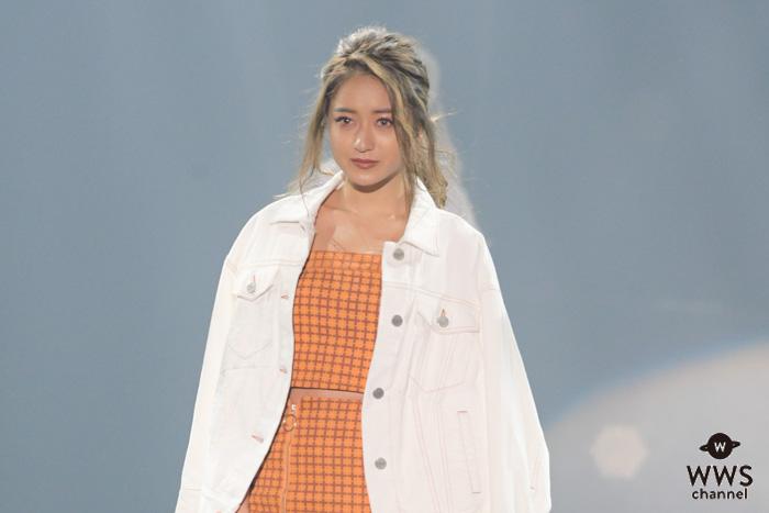 池田美優、春夏最新ファッションでランウェイを闊歩!<超十代 - ULTRA TEENS FES ->