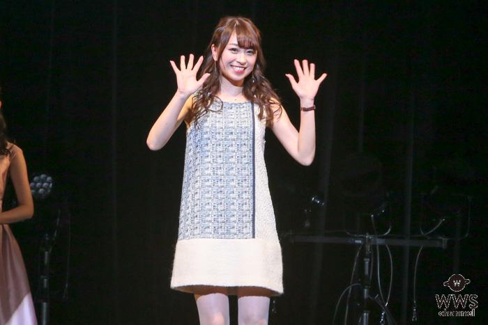 元SKE48・中村優花が「ミスオブミス」ファイナリストに登場!<Miss of Miss CAMPUS QUEEN CONTEST 2019>