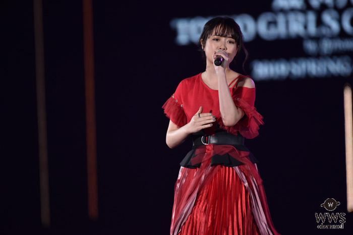 大原櫻子、透き通る歌声でTGCの観客を魅了!<TGC 2019 S/S>