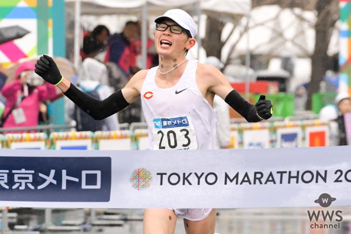 東京マラソン2019、初参加の堀尾謙介が5位に。大迫傑は棄権、思わぬ番狂わせ