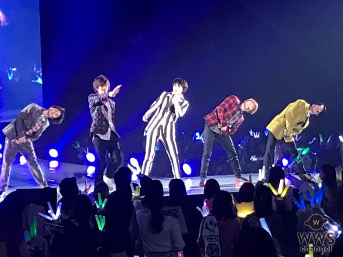 超特急が神コレで激しいダンスパフォーマンス!<神戸コレクション 2019 SPRING/SUMMER-ガールズフェスティバル->