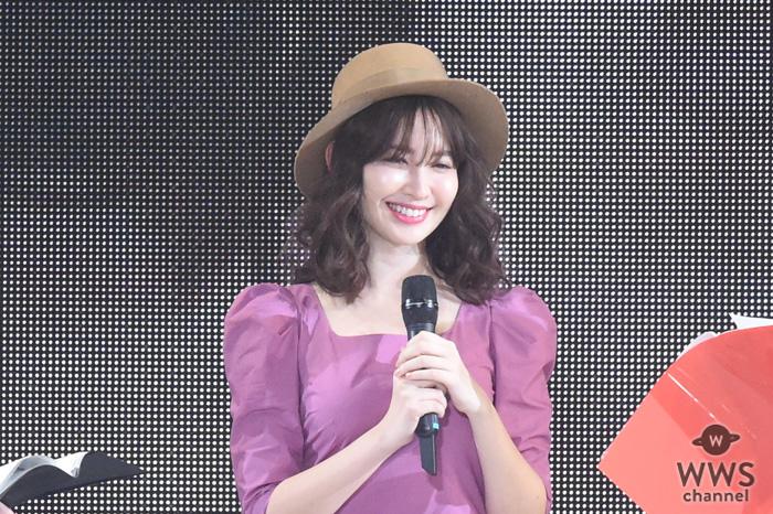 小嶋陽菜がシークレットゲストで神コレステージに登場!<神戸コレクション 2019 SPRING/SUMMER-ガールズフェスティバル->