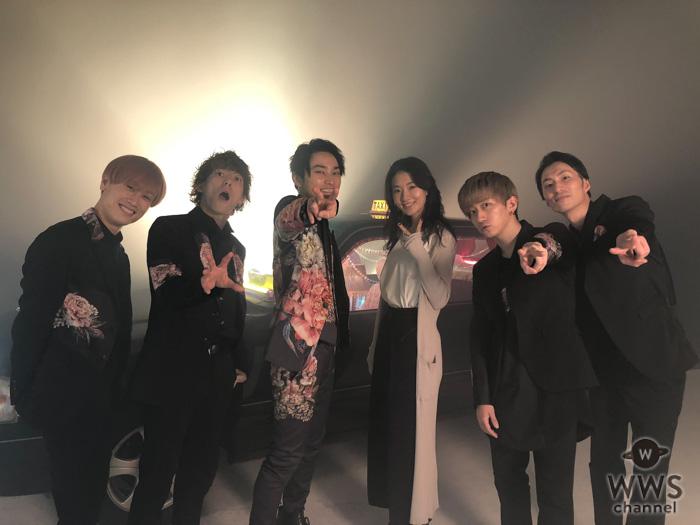 SKY-HIの新曲『Chit-Chit-Chat』のMVが「GYAO!」にて独占配信がスタート!