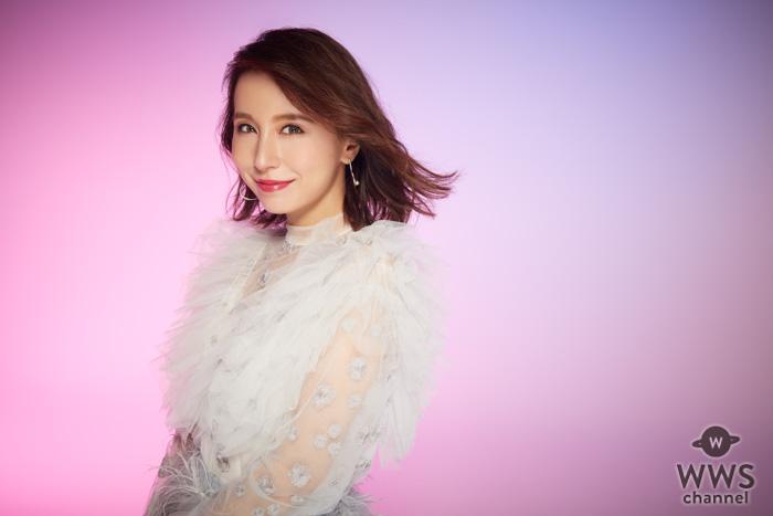 May J. ニューアルバムのキービジュアル公開!春らしさ全開の桜カラー!