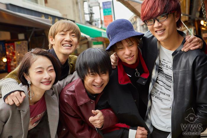 め組の自主企画ライブにSAKANAMON、おいしくるメロンパンの出演が決定!