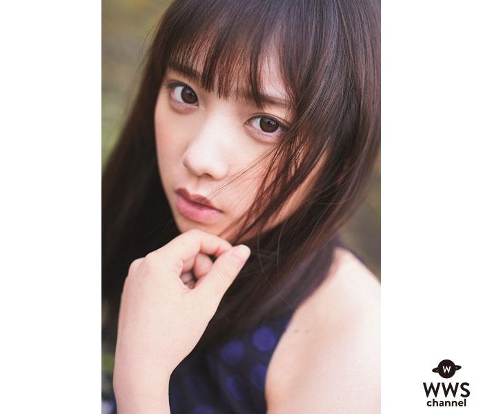 乃木坂46・与田祐希、少女から大人への変化を魅せる。「blt graph.」の表紙に初登場!