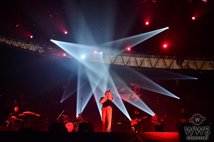 【ライブレポート】Nulbarich、多幸感で包み込むステージで全7曲を披露!<ビクターロック祭り2019>