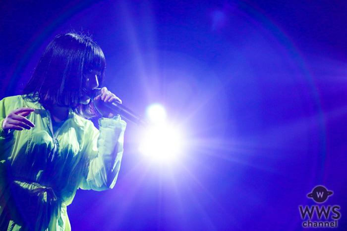 【ライブレポート】吉田凜音、初作詞作曲のナンバー「#film」披露!優しいメロディーで会場を包み込む!!<ビクターロック祭り2019>