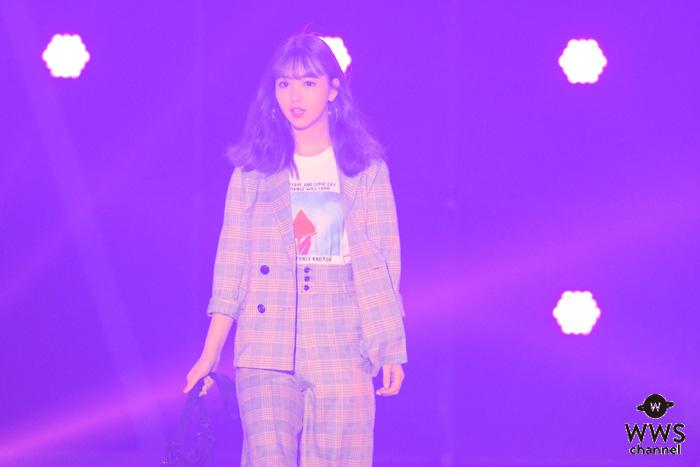 藤田ニコルがNiCORONステージに登場!ラスアイ・西村歩乃果もモデル出演!!<超十代 - ULTRA TEENS FES ->