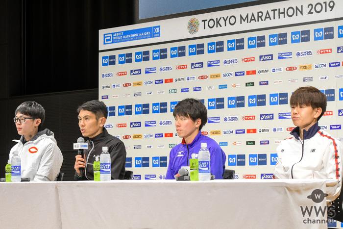 東京マラソン2019、堀尾、今井、藤川、神野の4名がMGC出場権を獲得!
