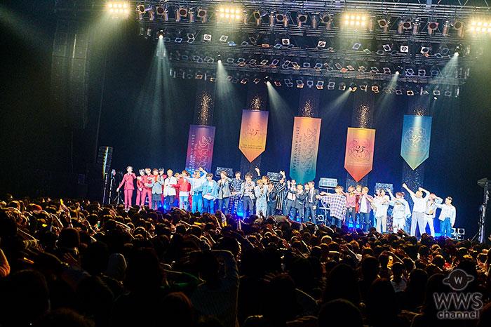 ゴスペラーズ、トリビュートイベントで総勢37名の盛大なセッション!