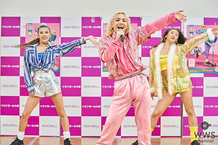 RYUCHELL(りゅうちぇる)、岐阜に初上陸!初のアルバム発売記念イベントで初の2ショット撮影も実施!!