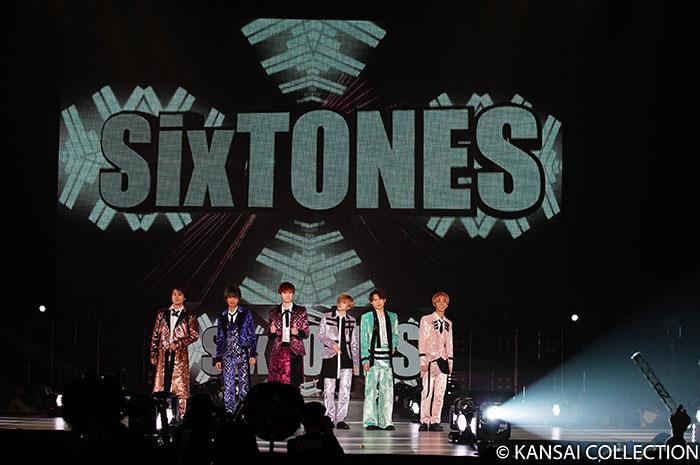 KANSAI COLLECTION 2019 S/S シークレットゲストにSixTONES(ストーンズ)を迎え、過去最高44,000人の入場者を魅了!
