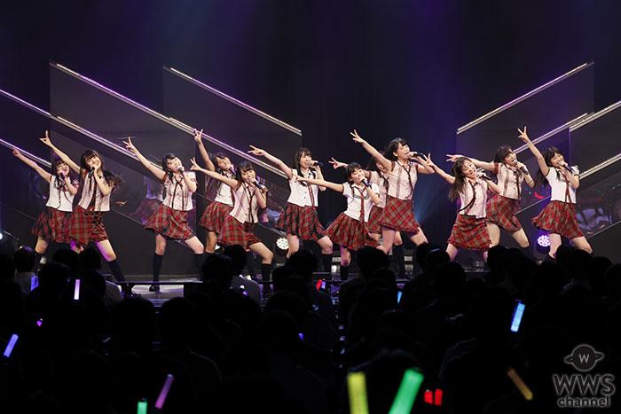 HKT48、平均年齢15.6歳!研究生による初の劇場公演スタート!