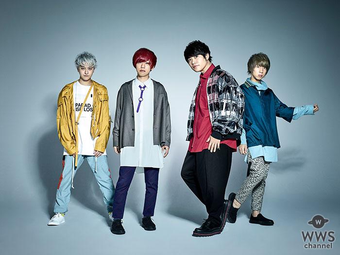 KEYTALK、移籍第1弾シングル『BUBBLE-GUM MAGIC』リリース決定!さらに7月から東名阪ワンマンライブ開催!!