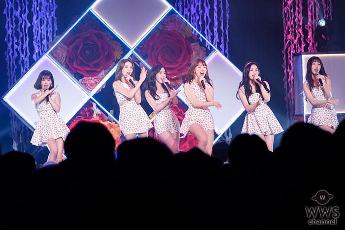 韓国6人組ガールズグループGFRIEND、豊洲PITにてツアーファイナル!11月17日パシフィコ横浜にてアジアツアー日本公演開催決定!