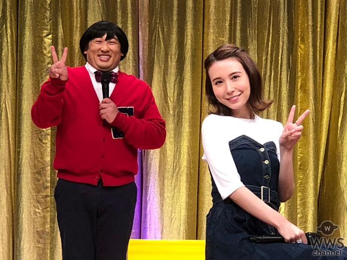 May J.、「ENGEI歌謡祭」で天才子役・上杉みちくんと共演!