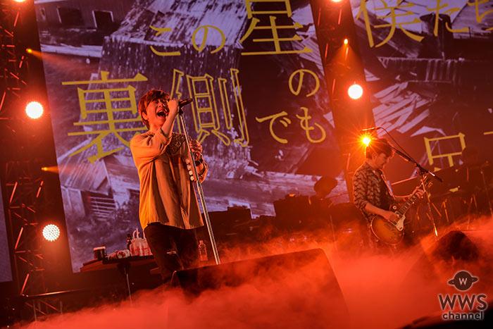 ポルノグラフィティ、平成最後のアリーナツアーを三重公演にて完走!9月には東京ドーム2days公演開催!!