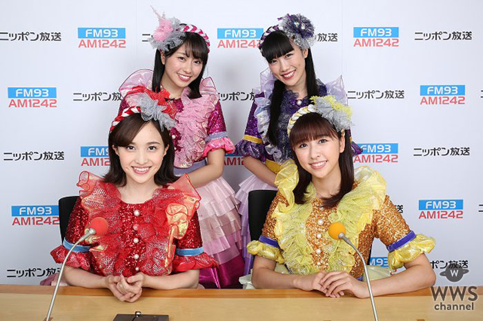 ももいろクローバーZ メンバーがソロでパーソナリティを担当!ニッポン放送 「ももクロくらぶxoxo」放送決定!