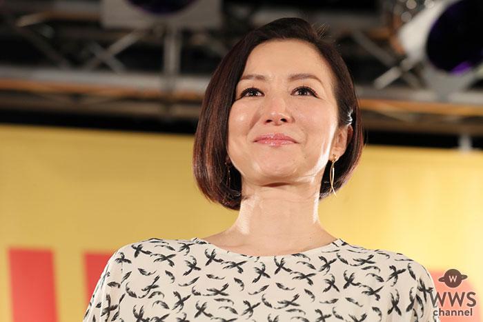 鈴木京香、『dress-ing』リリース記念イベント開催!「新しい世界が広がりました」