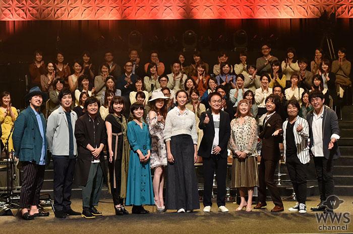 小田和正、3月29日(金)深夜放送の音楽特番「風のようにうたが流れていた」に矢野顕子と杏がゲストアーティストとして出演!
