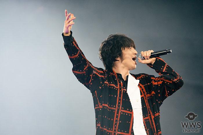 三浦大知、全国29会場39公演を巡るライヴツアーが大阪城ホール公演にてファイナル!