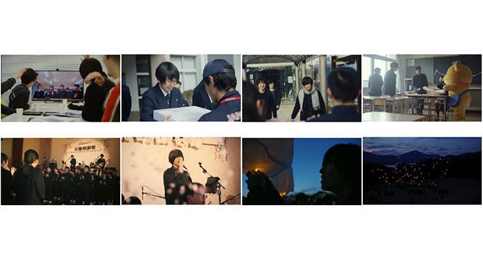andropと日本郵便株式会社がコラボレーション!「For you」ミュージックビデオが公開!!
