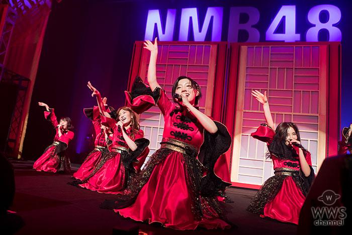 NMB48、近畿十番勝負が開幕!!