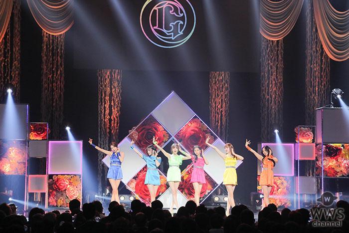 超大型K-POPガールズグループGFRIEND「GFRIEND SPRING TOUR 2019 BLOOM」大阪公演よりスタート!!