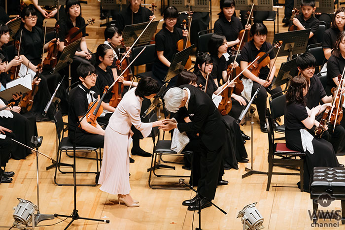 吉永小百合と坂本龍一が「東北ユースオーケストラ演奏会 2019」で豪華共演!!
