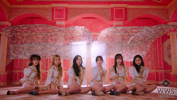 K-POPガールズグループGFRIEND、超話題の楽曲「FLOWER」MVがYouTube公開初日で100万回再生突破!!