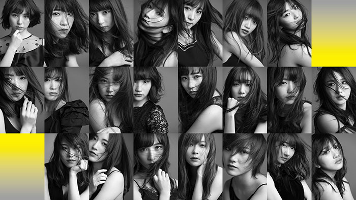 AKB48、55thシングル「ジワるDAYS」の収録カップリング曲MV3作解禁!!