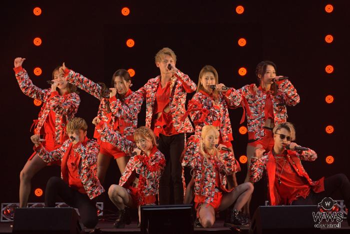 TiiiMOがTGMオープニングアクトに登場!力強いHIP HOP/EDMナンバーでパーティー会場に塗り上げる!<東京ガールズミュージックフェス2019>