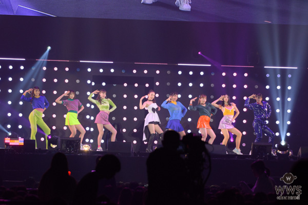 元KARAのHARA、Chuning Candy(チューニングキャンディー)とコラボステージを展開!<東京ガールズミュージックフェス2019>