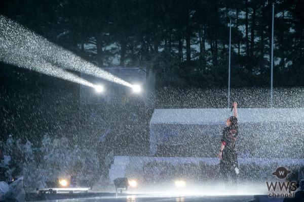 SPYAIR、豪雨に挑んだ伝説のライブを映像化!完全生産限定Blu-ray・DVDが3月リリース!