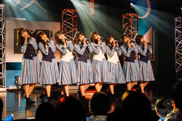 日向坂46が「MTV LIVE PREMIUM」の公開収録に出演!デビュー曲『キュン』を披露!
