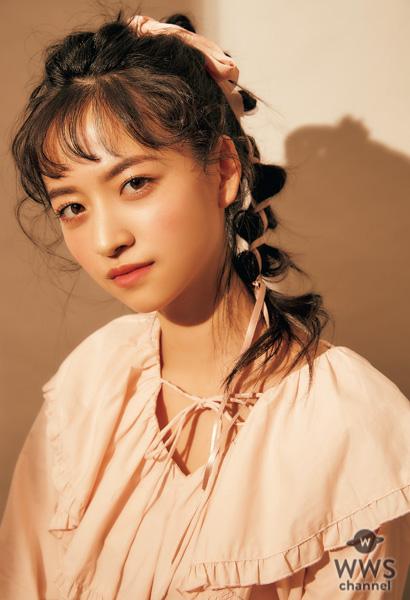 NMB48・吉田朱里が『LARME(ラルム)』で初表紙を飾る!