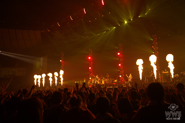 """【ライブレポート】ポルノグラフィティ、メジャーデビュー20周年ライブ「16th ライヴサーキット""""UNFADED""""」いよいよWOWOWで3月に放送!"""