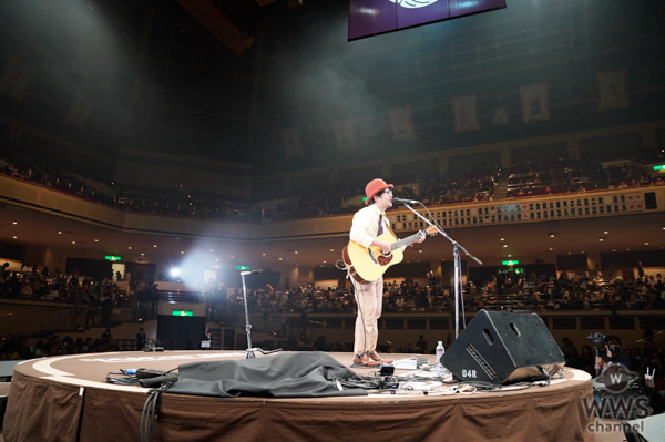 【ライブレポート】THE CHARM PARKが、J-WAVE ・トーキョーギタージャンボリーにゲスト出演!<30th J-WAVE TOKYO GUITAR JAMBOREE>