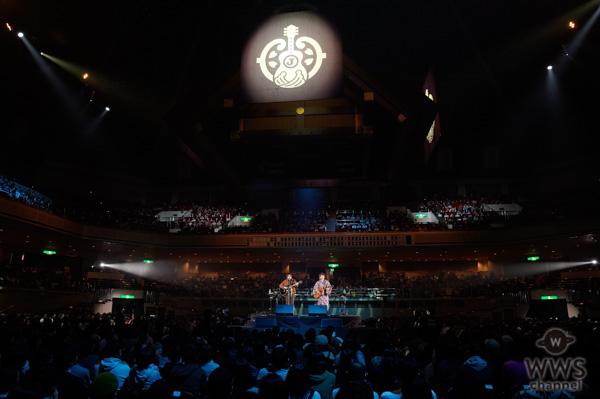 【ライブレポート】真心ブラザーズ、J-WAVE・トーキョーギタージャンボリーで名曲『サマーヌード』を熱唱!<30th J-WAVE TOKYO GUITAR JAMBOREE>