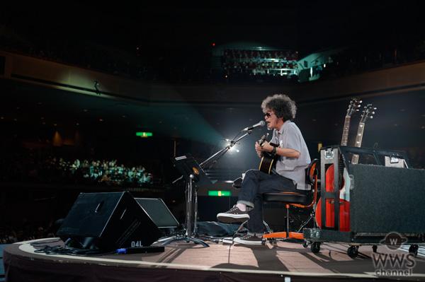 【ライブレポート】奥田民生がJ-WAVE ・トーキョーギタージャンボリーに出演!会場を席巻するライブステージで盛り上げる!<30th J-WAVE TOKYO GUITAR JAMBOREE>