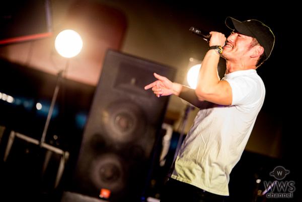 【ライブレポート】般若がアベストのライブイベント、duoのステージに登場。「アウェイな方が興奮する」と、異色のセットリストでアクのあるステージを展開!<A.V.E.S.T project Vol.13>