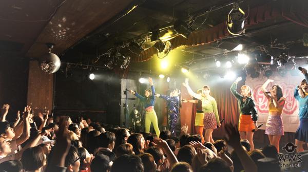 Chuning Candy(チュニキャン)が地元沖縄で超満員の初ワンマン開催に涙!